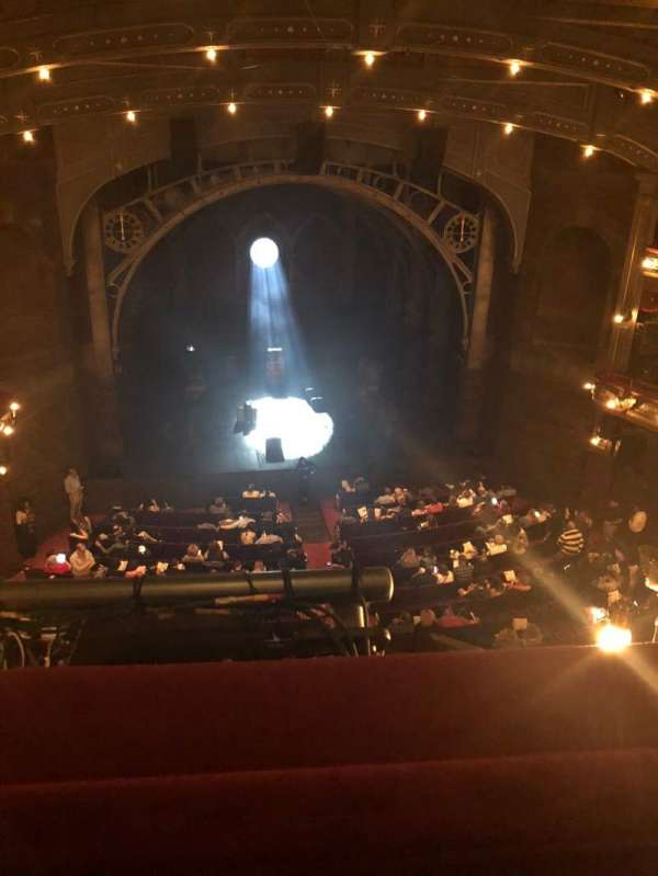 Lyric Theatre, section: BALCCF, row: A, seat: 103