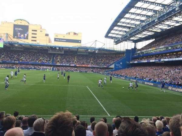 Stamford Bridge, section: Matthew Harding Lower, block 11, row: L, seat: 44