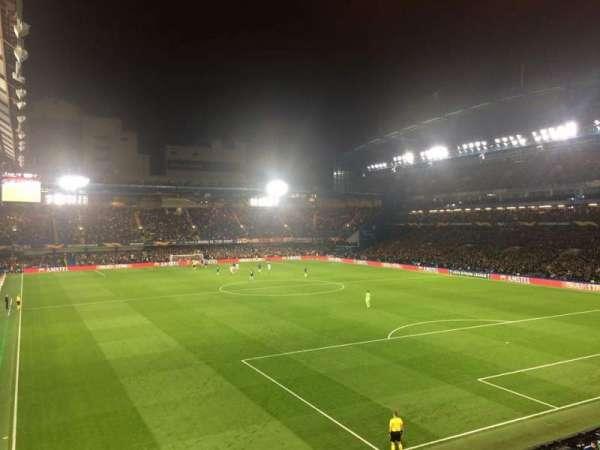 Stamford Bridge, section: Matthew Harding Upper, Block 15, row: A, seat: 152