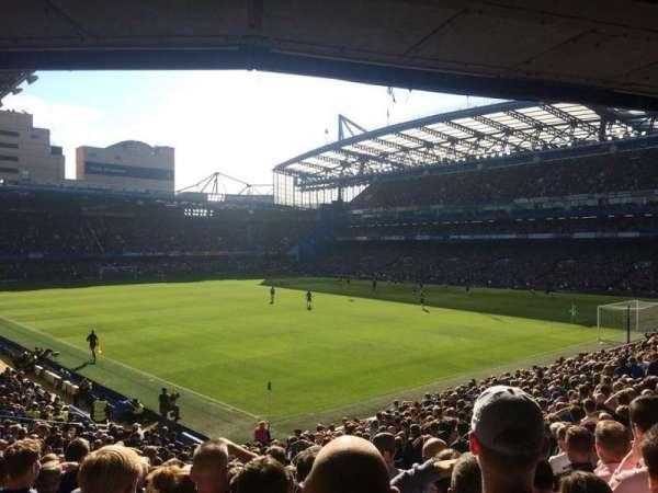 Stamford Bridge, section: Matthew Harding Upper, Block 16, row: AA, seat: 179