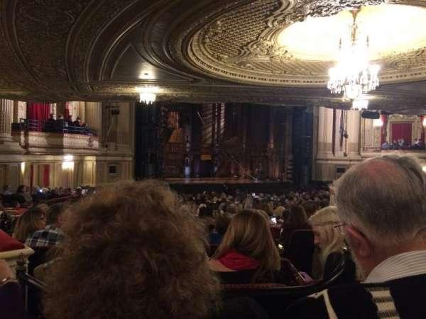 Boston Opera House, section: ORCBXL, row: X, seat: 55