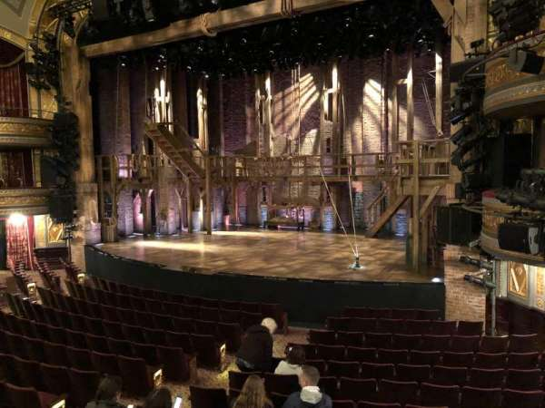 Richard Rodgers Theatre, section: Right Orchestra, row: N, seat: 18