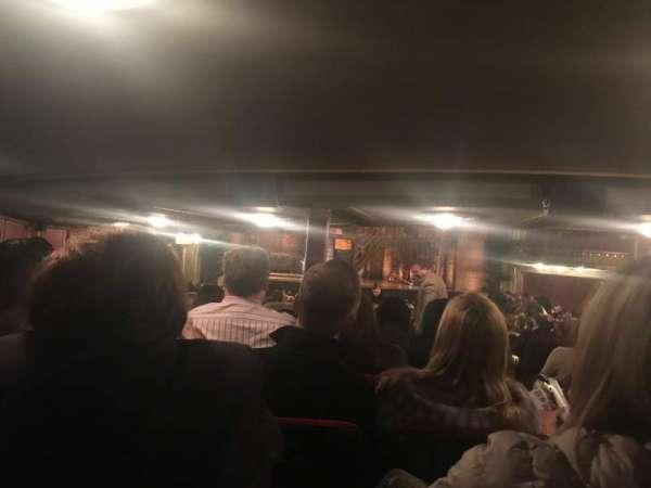 CIBC Theatre, section: Orchestra L, row: ZZZ, seat: 7