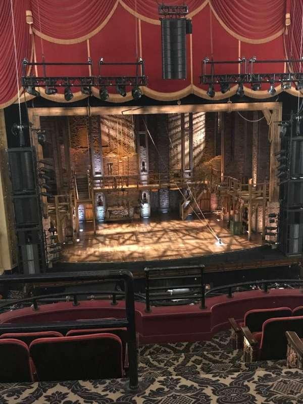 Boston Opera House, section: MezzLC, row: A, seat: 113