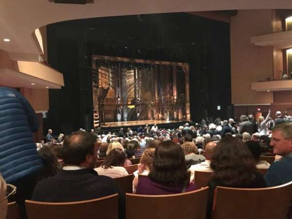 Durham Performing Arts Center, section: 3, row: Z, seat: 315