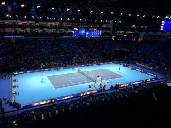 The O2 Arena , section: Box 337