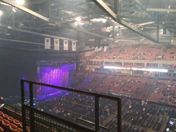 SNHU Arena, section: 205, row: L, seat: 16