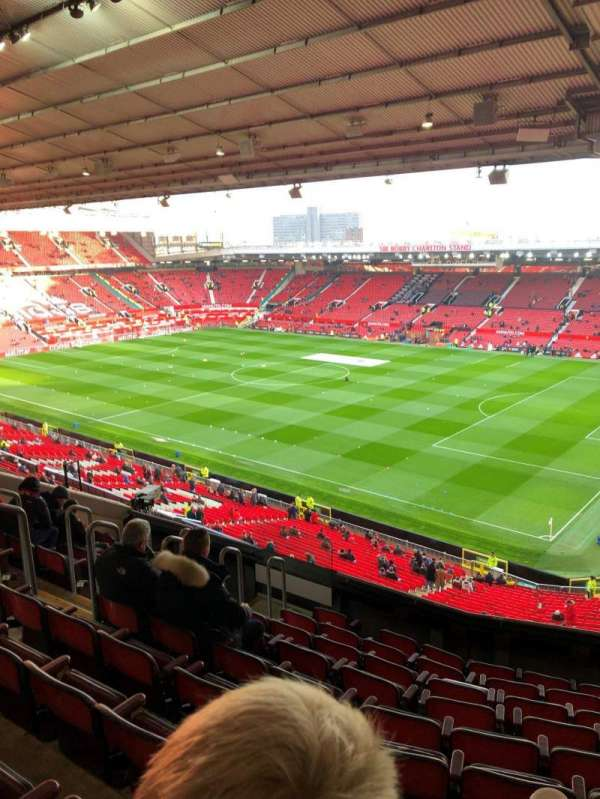 Old Trafford, section: NW3428, row: 88, seat: 10