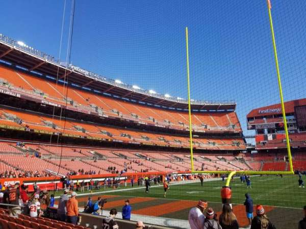 FirstEnergy Stadium, section: 147, row: 6, seat: 21