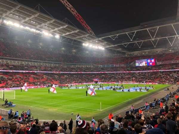 Wembley Stadium, section: 130, row: 22, seat: 192