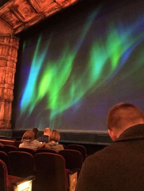 St. James Theatre, section: Orchestre, row: E, seat: 2