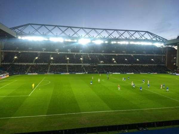 Ibrox Stadium, section: Bar 72, row: A, seat: 168