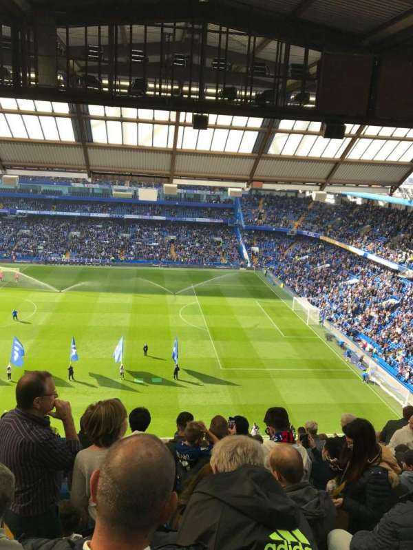 Stamford Bridge, section: Easy Upper North, row: 27, seat: 40
