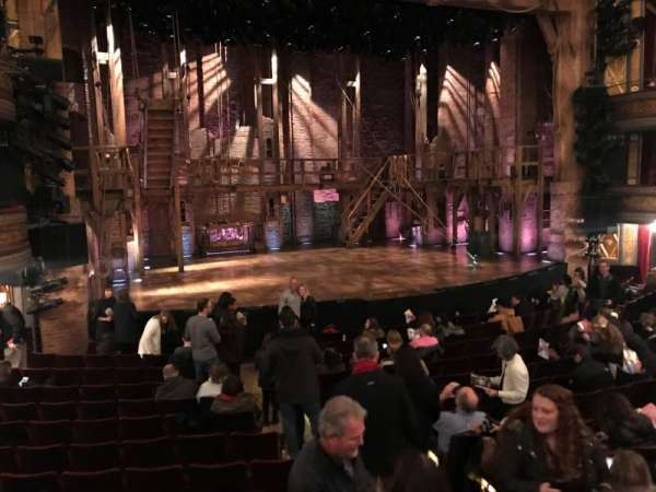 Richard Rodgers Theatre, section: Orchestra L, row: N, seat: 7