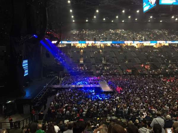 AccorHotels Arena, section: N, row: 5, seat: 32