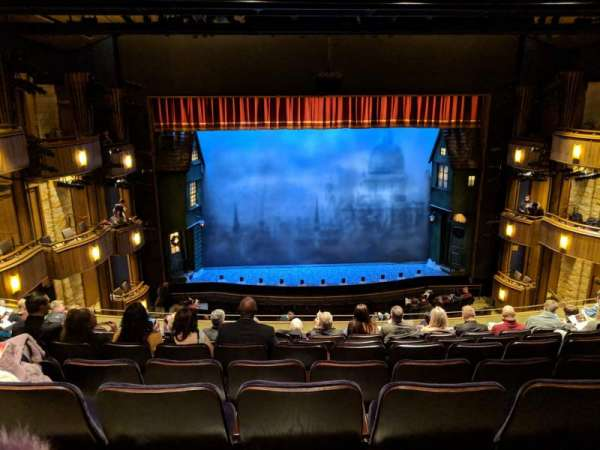 Goodman Theatre, section: 7, row: HH, seat: 23