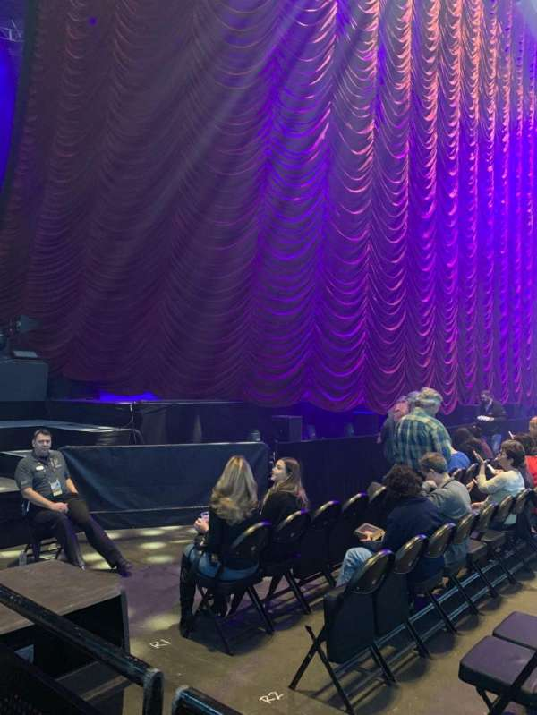 AT&T Center, section: 10, row: 6, seat: 15