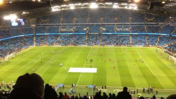 Etihad Stadium (Manchester), section: 325, row: CC, seat: 720