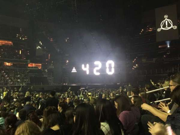Capital One Arena, section: 111, row: E, seat: 13