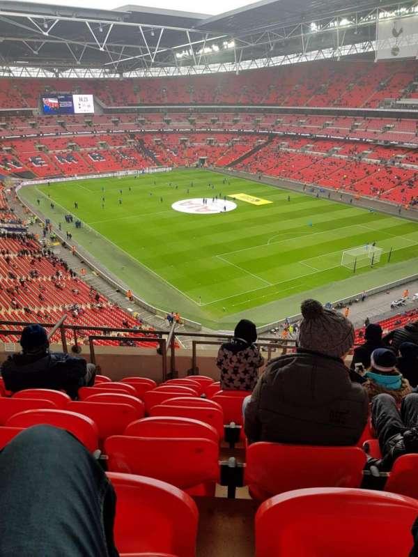 Wembley Stadium, section: 544, row: 10, seat: 145