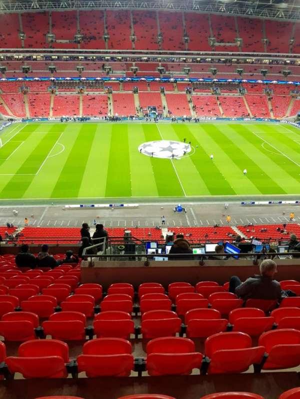 Wembley Stadium, section: 528, row: 14, seat: 27
