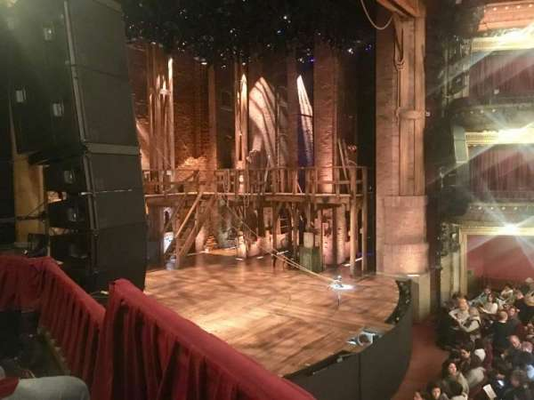 CIBC Theatre, section: DCRBX3, row: BX3, seat: 5 and 7