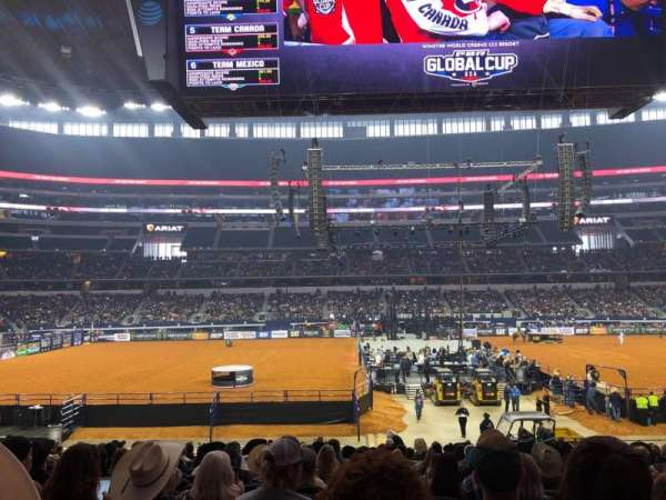 AT&T Stadium, section: C136, row: 19, seat: 13