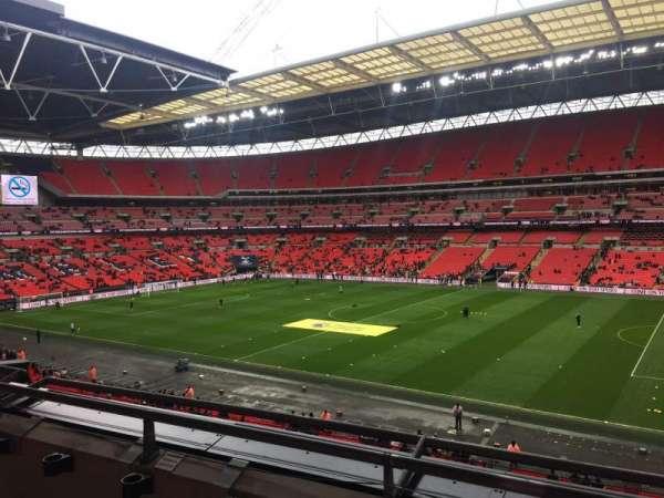 Wembley Stadium, section: 223, row: 3, seat: 227