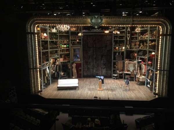 Laura Pels Theatre, section: Mezzanine Prime, row: BB, seat: 107