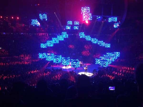 Bridgestone Arena, section: 105, row: N, seat: 14
