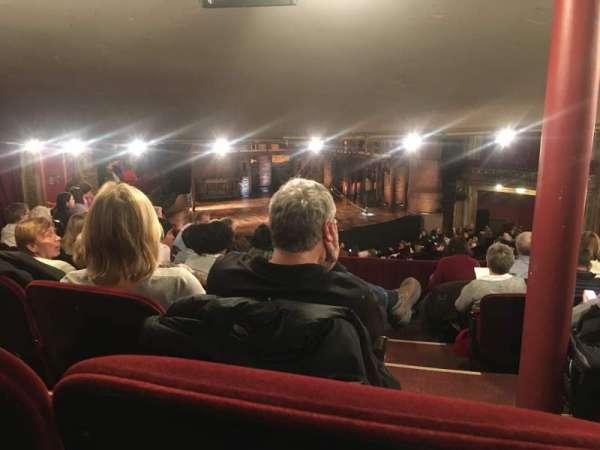 CIBC Theatre, section: Dress Circle L, row: G, seat: 1, 3