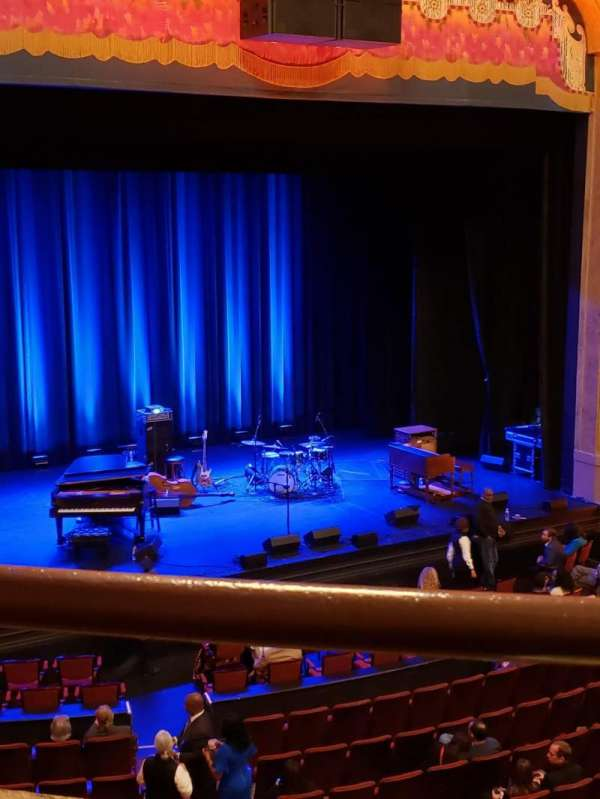 Balboa Theatre, section: Loge, row: A, seat: 19