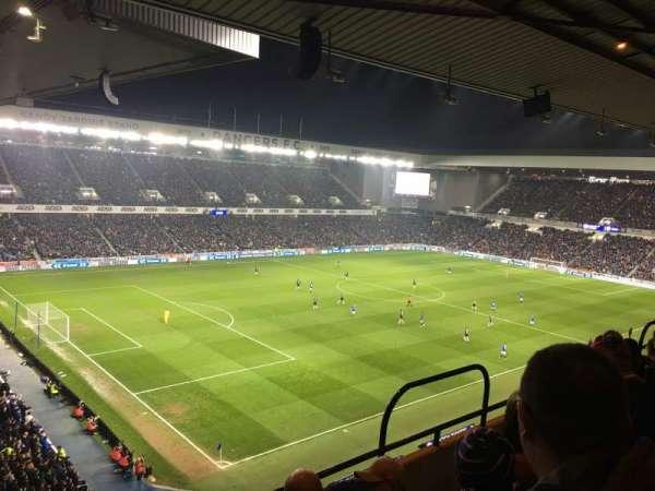 Ibrox Stadium, section: Club Deck 7, row: E, seat: 0318