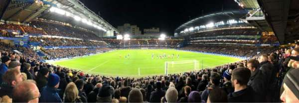 Stamford Bridge, section: MH Lower, row: W, seat: 99