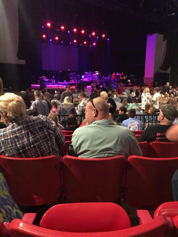 St. Augustine Amphitheatre, section: 103, row: F, seat: 29