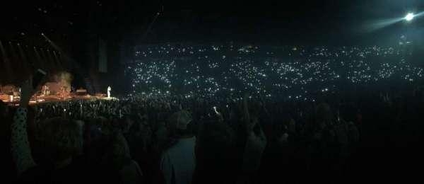 Bridgestone Arena, section: 116, row: FF