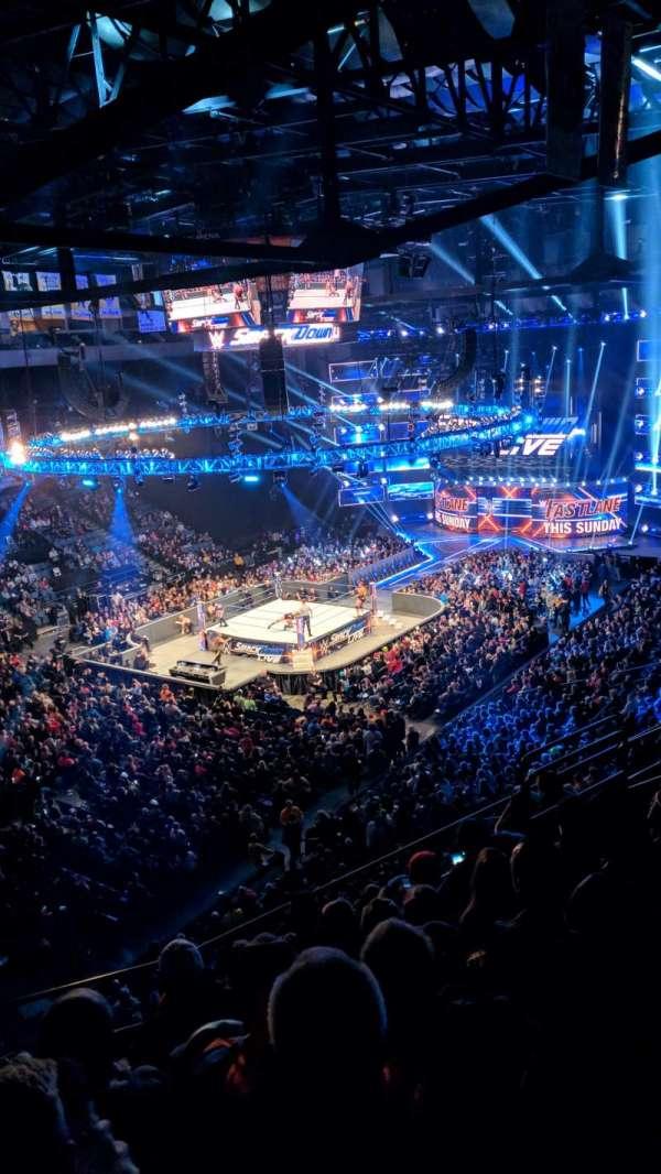 Mohegan Sun Arena at Casey Plaza, section: 207, row: G