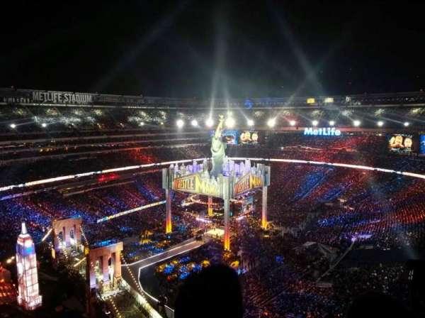 MetLife Stadium, section: 342, row: 16, seat: 8