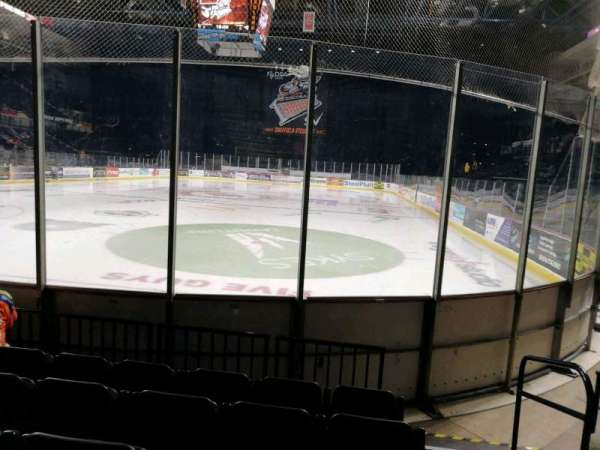 FlyDSA Arena, section: 111, row: e, seat: 13