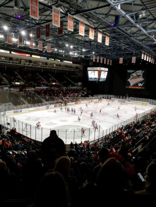 FlyDSA Arena, section: 213, row: k, seat: 11