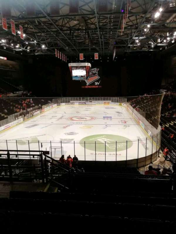 FlyDSA Arena, section: 211, row: g, seat: 13