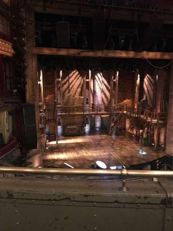 CIBC Theatre, section: MEZZLC, row: B, seat: 319