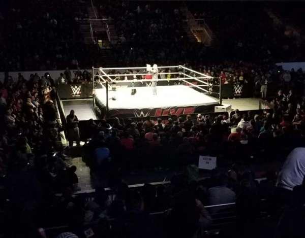 Santa Ana Star Center, section: 205, row: 10, seat: 5