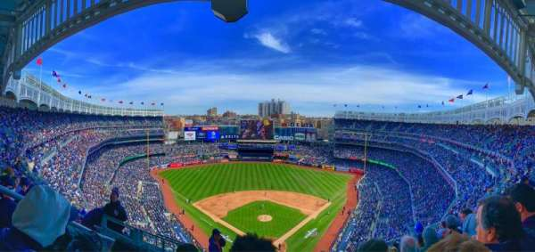 Yankee Stadium, section: 420b, row: 9, seat: 28