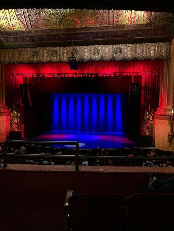 Beacon Theatre, section: Loge 2, row: C, seat: 2