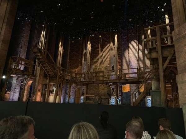 CIBC Theatre, section: ORCH-R, row: E, seat: 6