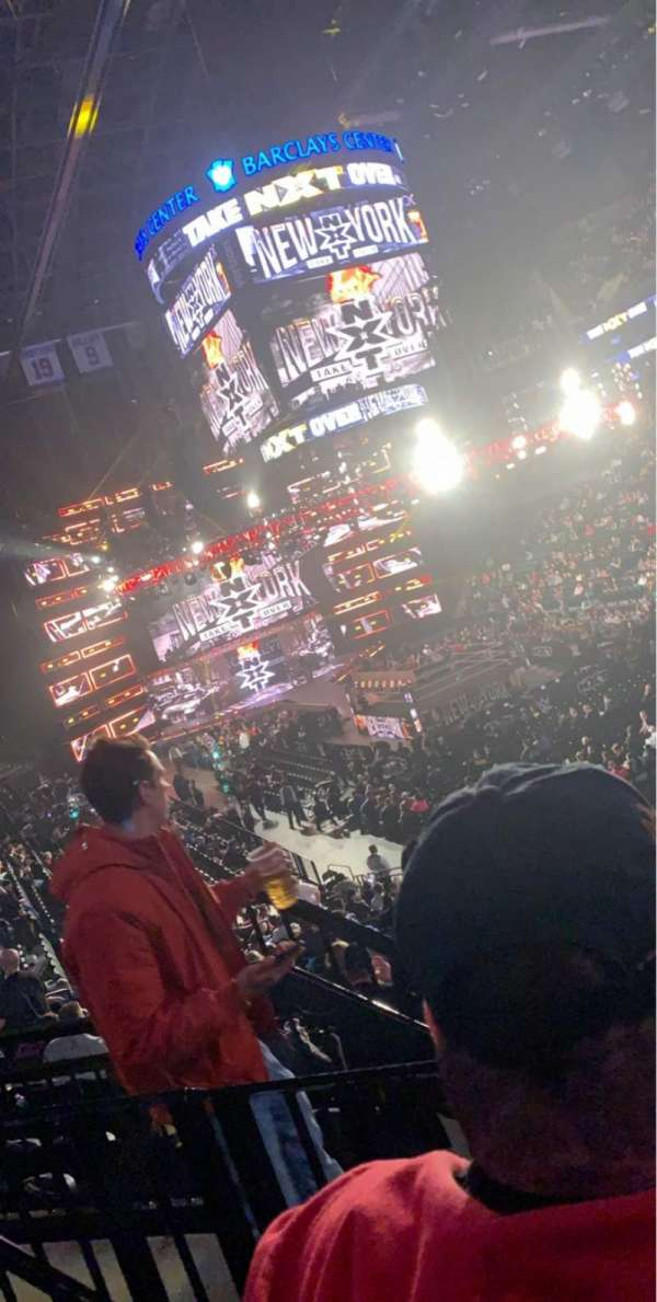 Barclays Center, section: 188, row: 5, seat: 5