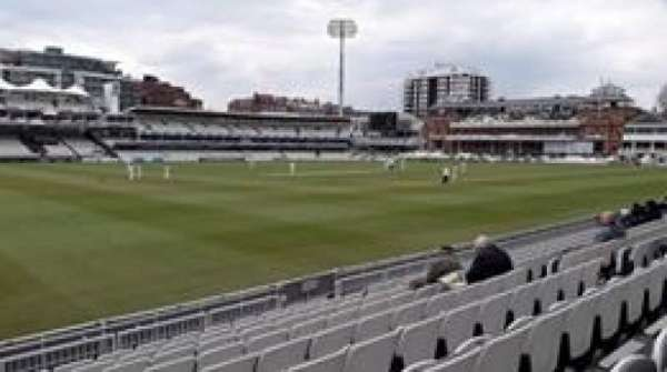 Lord's Cricket Ground, section: Lower Tier, row: 9, seat: 194