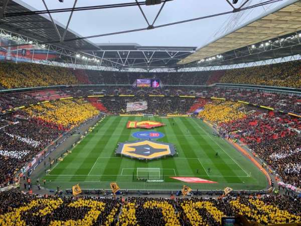 Wembley Stadium, section: 514, row: 17, seat: 1