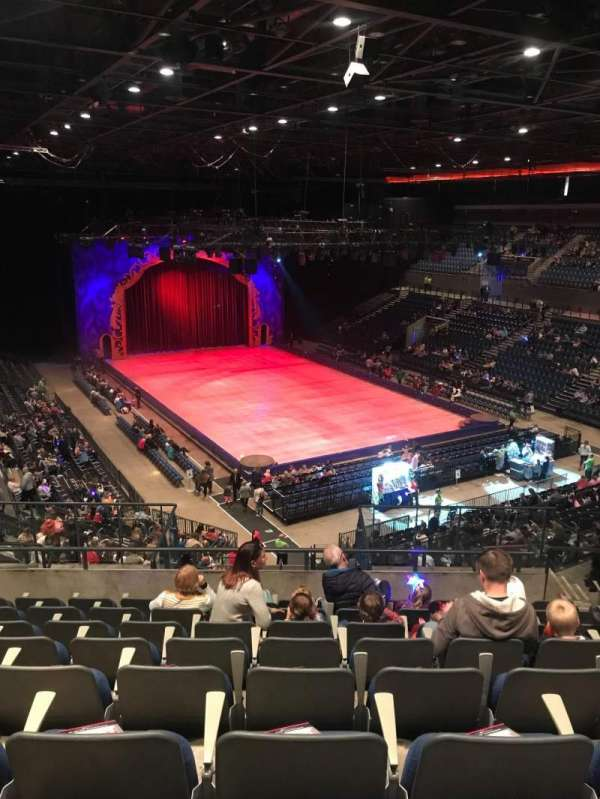 M&S Bank Arena, section: 8, row: MM, seat: 186